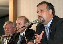 <p>O presidente do PT, deputado Ricardo Berzoini (SP), foi reconduzido ao comando do partido nas eleições internas da legenda. Ele superou o deputado Jilmar Tatto (SP), de acordo com balanço divulgado nesta segunda-feira. Photo by Jamil Bittar</p>