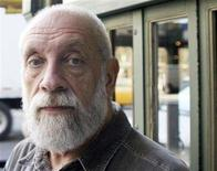 <p>Veteran record producer Joel Dorn, seen in this undated photograph, died of a heart attack on December 17, 2007 in New York. He was 65. Dorn, a one-time disc-jockey at a Philadelphia jazz radio station, was perhaps best known for his work with Atlantic Records' prestigious jazz stable between 1967 and 1974. REUTERS/Adam Dorn/Hyena Records/Handout</p>