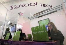 """<p>Accordo tra Yahoo e America Movil per servizi Web """"mobili"""". REUTERS PICTURE</p>"""