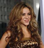 <p>La cantante Shakira. REUTERS/Mario Anzuoni</p>