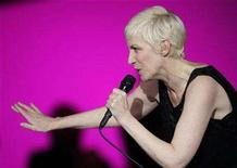 """<p>Annie Lennox performs on stage during the Nobel Peace Prize concert in Oslo December 11, 2007. Sony BMG has hit out at """"ludicrous"""" press reports stating the company dropped Annie Lennox after a 25-year association. REUTERS/Ints Kalnins</p>"""