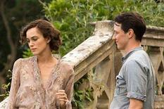 """<p>A scene from """"Atonement"""". The film dominated the field when nominations were announced on Wednesday for the annual BAFTA film awards. REUTERS/Focus Features/Handout</p>"""