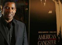 "<p>Denzel Washington arrives for the premiere of the film ""American Gangster"" in New York October 19, 2007. Three former Drug Enforcement Administration agents filed a $55 million defamation lawsuit against the movie studio that made ""American Gangster"" on Wednesday, claiming it tarnished hundreds of reputations. REUTERS/Lucas Jackson</p>"