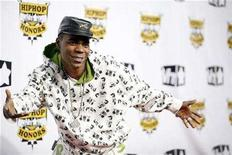 <p>Comedian Tracy Morgan arrives at the 4th Annual VH1 Hip Hop Honors event in New York October 4 2007. REUTERS/Eric Thayer</p>