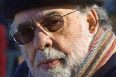 """<p>Francis Ford Coppola sits in his vineyard in Rutherford, California, December 13, 2007. After a 10-year directing hiatus, Coppola recently returned to cinemas as a writer-director-producer with """"Youth Without Youth,"""" based on the Mircea Eliade novella about aging, identity and language. REUTERS/Kimberly White</p>"""