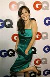 <p>Anna Friel poses at the 12th annual GQ magazine Men of the Year party in Los Angeles December 5, 2007. REUTERS/Mario Anzuoni</p>