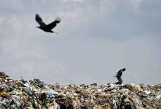 <p>Imamgien d'archivio di una discarica. REUTERS/Mihai Barbu (ROMANIA)</p>