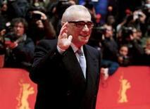 <p>O cineasta norte-americano Martin Scorsese acena ao chegar no Festival Internacional de Berlim. Os Rolling Stones vêm respondendo a perguntas sobre quando vão aposentar suas guitarras desde meados dos anos 1960, quando a banda foi formada. Photo by Johannes Eisele</p>