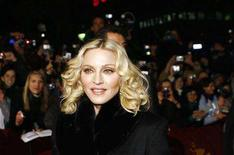 <p>Madonna arrives for the screening of her film 'Filth and Wisdom' at the 58th Berlinale International Film Festival in Berlin, February 13, 2008. REUTERS/Johannes Eisele</p>