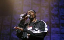 "<p>Rapper Snoop Dogg performs during the J.A.M Awards concert in honor of the late hip-hop icon Jam Master Jay and to benefit his Foundation for Music in New York November 29, 2007. When Snoop Dogg hit CNN's ""Larry King Live"" February 1, the segment may have brought into focus everything that's working for the rapper-turned-singer these days. REUTERS/Lucas Jackson</p>"