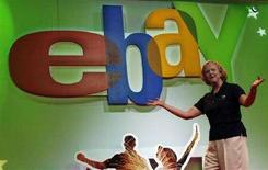 <p>L'amministratore delegato e presidente di eBay, Meg Whitman. REUTERS/Joshua Lott (UNITED STATES)</p>
