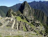 <p>Imagem das ruínas da cidade inca de Machu Picchu em Cuzco, em imagem de arquivo. Os produtores do próximo filme da franquia James Bond anunciaram o cancelamento dos planos de filmar perto das ruínas incas de Machu Picchu devido ao mau tempo. Photo by Pilar Olivares</p>