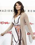 <p>Halle Berry during the Rome International Film Festival, October 26, 2007. The Oscar-winning actress has delivered her first child, a girl, People magazine reported on Sunday. REUTERS/Dario Pignatelli</p>