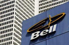 <p>A Bell retail store is seen in downtown Montreal, June 21, 2007. REUTERS/Shaun Best</p>