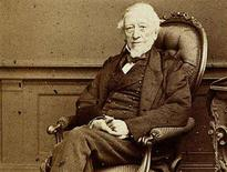 """<p>Peter Mark Roget is shown in this 1867 photograph from the Wellcome Library in London. A new book """"The Man Who Made Lists"""" by author Joshua Kendall, details the life and work of Roget who devised and published """"Roget's Thesaurus"""" in 1852. Kendall's book tells of how the 19th century British scientist made lists of words and created synonyms for all occasions that ultimately helped make life easier for term paper writers and crossword puzzle lovers. According to the new biography, making his lists saved Roget's life and by keeping him from succumbing to the depression and misery of those around him. REUTERS/Ernest Edwards/Wellcome Library, London/Handout</p>"""