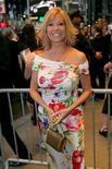 """<p>Kathie Lee Gifford attends the opening of the Broadway play """"Lestat"""" at the Palace Theatre in Manhattan, April 25, 2006. REUTERS/Robert Caplin</p>"""