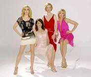 <p>Sarah Jessica Parker, Cinthia Nixon, Kristin Davis e Kim Catrall,  atrizes da série Sex and The City, em foto de publicidade. Photo by Reuters (Handout)</p>