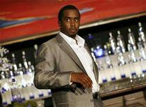 "<p>Sean ""Diddy"" Combs in New York, October 24, 2007. The Los Angeles Times on Monday retracted a story that linked hip-hop mogul Combs to the 1994 shooting of rapper Tupac Shakur, admitting that the report relied on fake FBI documents. REUTERS/Shannon Stapleton</p>"