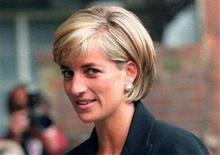 <p>Princess Diana arrives at the Royal Geographical Society for a speech on the dangers of landmines throughout the world in this June, 1997 file photo. The jury at an inquest into Princess Diana's death began considering their verdict on Wednesday after spending almost six months listening to more than 250 witnesses. REUTERS/Ian Waldie</p>