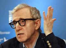 <p>Clint Eastwood e Woody Allen vão estrear filmes em Cannes. Clint Eastwood e Woody Allen estarão entre os diretores presentes no Festival de Cinema de Cannes deste ano, onde Hollywood também estará em destaque com a estréia de Indiana Jones. Foto do Arquivo.REUTERS. Photo by Mario Anzuoni</p>