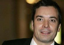 <p>Actor Jimmy Fallon arrives for a program honoring Billy Crystal as the 2007 Mark Twain Prize recipient at the Kennedy Center in Washington, October 11, 2007. REUTERS/Molly Riley</p>