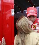 <p>Felipe Massa larga na frente no GP da Turquia. O brasileiro Felipe Massa, da Ferrari, conquistou neste sábado a pole position no Grande Prêmio da Turquia, pelo terceiro ano consecutivo, com o tempo de 1min27seg617. Essa é a sua 12a pole na Fórmula 1. 10 de maio. Photo by Umit Bektas</p>
