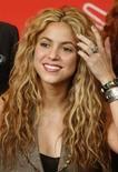 <p>A cantora colombiana Shakira promove concerto na cidade do México, 15 de maio. Photo by Tomas Bravo</p>