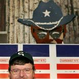 "<p>Michael Moore arrives at a concert in honor of his film ""Fahrenheit 9/11"" to benefit Iraq Veterans Against the War at the House of Blues in Los Angeles in this January 6, 2005 file photograph. REUTERS/Lucy Nicholson/Files</p>"