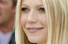"""<p>Cast member Gwyneth Paltrow poses during a photocall for """"Two Lovers"""" by U.S. director James Gray at the 61st Cannes Film Festival May 20, 2008. REUTERS/Vincent Kessler</p>"""