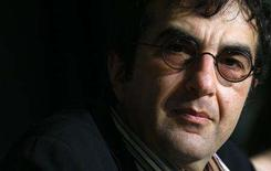 """<p>Director Atom Egoyan attends a news conference for the film """"Adoration"""" at the 61st Cannes Film Festival May 22, 2008. REUTERS/Jean-Paul Pelissier</p>"""
