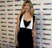 """<p>Laura Dern arrives for the premiere of """"Recount"""" at the Museum of Modern Art in New York City, May 13, 2008. REUTERS/Joshua Lott</p>"""