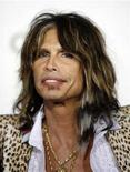 "<p>File photo shows Steven Tyler at the 2007 Fashion Rocks Concert at Radio City Music Hall in New York September 6, 2007. Tyler disclosed on Thursday that he entered rehab earlier this month because he needed ""a safe environment to recuperate"" following a series of painful foot surgeries. REUTERS/Eric Thayer</p>"