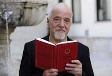 <p>Após Paulo Coelho, Morais descarta biografias de artistas vivos. O escritor brasileiro Paulo Coelho, biografado em 'O Mago' por Fernando Morais. 29 de maio. Photo by Eloy Alonso</p>
