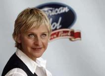 <p>A apresentadora norte-americana Ellen DeGeneres em imagem de arquivo. Com personalidades como Ellen DeGeneres assumindo a homossexualidade publicamente, especialistas da indústria acreditam que ser gay já não é um obstáculo grave à carreira de celebridades. Photo by Mario Anzuoni</p>