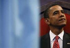 <p>Barack Obama in una foto d'archivio. REUTERS/John Gress (UNITED STATES)</p>
