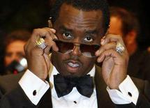 """<p>Sean """"P Diddy"""" Combs arrives for the screening of the film """"Two Lovers"""" at the 61st Cannes Film Festival May 19, 2008. Combs, who starred in the ABC telepic and Broadway revival of """"A Raisin in the Sun,"""" now spends 15 to 20 days every month in Los Angeles pursuing his acting career. REUTERS/Eric Gaillard</p>"""
