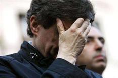 <p>Gianni Alemanno in una foto d'archivio. REUTERS/Dario Pignatelli (ITALY)</p>