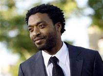 """<p>Chiwetel Ejiofor attends the screening of """"Talk to Me"""" at the Mann Village theatre during the opening night for the 2007 Los Angeles Film Festival in Los Angeles June 21, 2007. """"Kinky Boots"""", the British comedy feature, which starred Ejiofor as a drag queen, has been acquired for the stage by veteran Broadway producers Daryl Roth who aim to turn it into a musical. REUTERS/Mario Anzuoni</p>"""