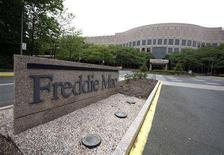 <p>The headquarters of Freddie Mac are pictured in McLean, Virginia, in this file photo from May 14, 2008. REUTERS/Jason Reed/Files</p>