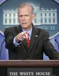 <p>O ex-secretário de imprensa do presidente George W. Bush, Tony Snow, morreu de câncer de cólon, confirmou no sábado a Casa Branca. Photo by Larry Downing</p>