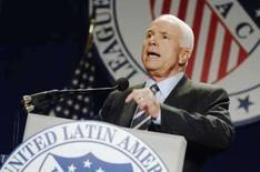 <p>McCain durante conferência em Washington 8. Photo by Jonathan Ernst</p>
