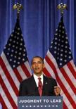 <p>A campanha de Barack Obama arrecadou 52 milhões de dólares no mês de junho, mais que o dobro do que seu rival, John McCain   REUTERS. Photo by Jim Young</p>