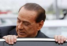 <p>Il presidente del Consiglio Silvio Berlusconi. REUTERS/Kim Kyung-Hoon</p>