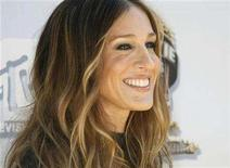 <p>Actress Sarah Jessica Parker poses at the 2008 MTV Movie Awards in Los Angeles June 1, 2008. REUTERS/Fred Prouser</p>