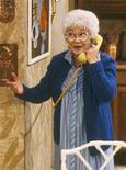 "<p>Actress Estelle Getty, one of the stars of the television series ""The Golden Girls"" is shown in a scene from the show in this undated publicity file photo. Getty died at her Hollywood Hills home in Los Angeles July 22, 2008 according to her manager Alan Siegel. REUTERS/Files/Handout</p>"