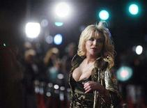 """<p>Actress Courtney Love arrives for the U.S. premiere of """"Borat: Cultural Learnings of America for Make Benefit the Glorious Nation of Kazakhstan"""" at the Grauman's Chinese Theatre in Hollywood October 23, 2006. REUTERS/Phil McCarten</p>"""