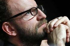 "<p>U.S. director Steven Soderbergh attends a news conference for the film ""Che"" at the 61st Cannes Film Festival May 22, 2008. REUTERS/Jean-Paul Pelissier</p>"