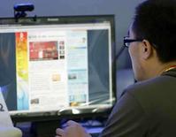 <p>El Comité Olímpico Internacional (COI) y el comité organizador chino acordaron levantar todas las restricciones sobre internet para los Juegos Olímpicos Pekín 2008, dijo el viernes a Reuters la vicepresidente del COI, Gunilla Lindberg. 'El tema ha sido resuelto', dijo Lindberg. 'La comisión de coordinación del COI y el BOCOG (organismo responsable de Pekín 2008) se reunieron anoche y se pusieron de acuerdo. El uso de internet será como en cualquier otro Juego', agregó. Photo by Daniel Aguilar/Reuters</p>