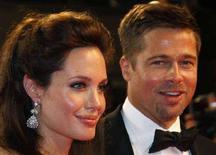 <p>Angelina Jolie e Brad Pitt, lo scorso maggio a Cannes. REUTERS/Vincent Kessler (FRANCE)</p>