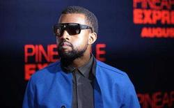 """<p>Recording artist Kanye West attends the premiere of the film """"Pineapple Express"""" in Los Angeles July 31, 2008. REUTERS/Phil McCarten</p>"""